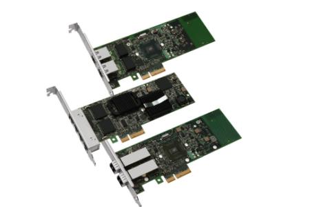 Intel® Gigabit ET Dual Port Server Adapter Product Family